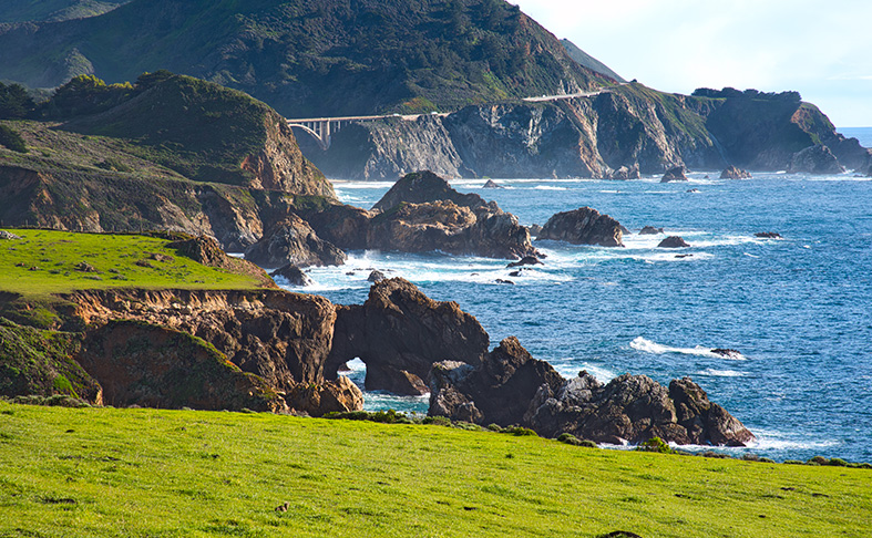 17-Mile Drive at Monterey