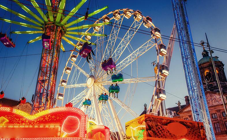 Monterey County Fairgrounds at California