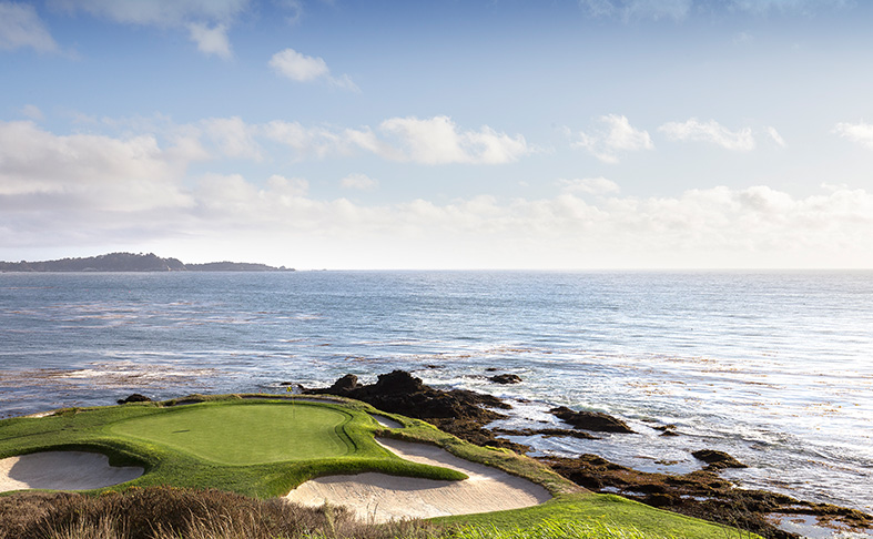 Pebble Beach Golf Links at Monterey
