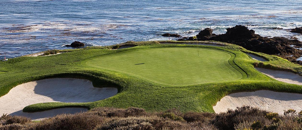 Pebble Beach Golf Links at Monterey